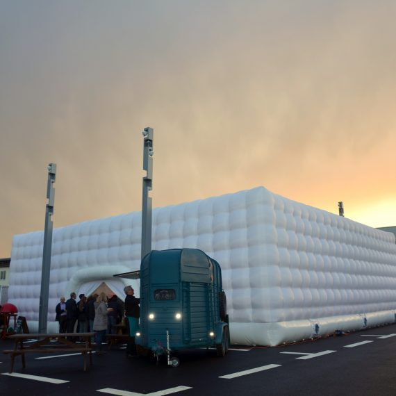 15m Inflatable Cube