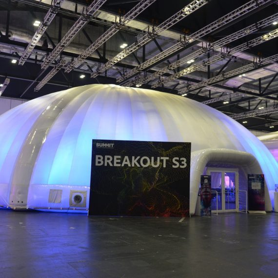 24m Dome - Temporary Structure