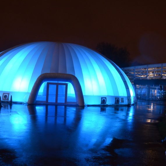 24m Inflatable Domes